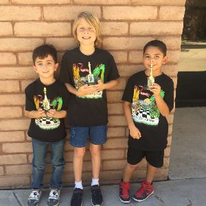 DeGrazia's Chess Teams Excel