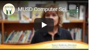 VIDEO: MUSD Computer Science Immersion Schools