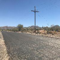 Road in Dove Mountain Community