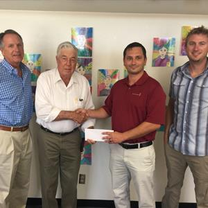 District receives $20,000 Technology and Cognitive Coaching Grant