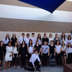 MMS Advanced Choir