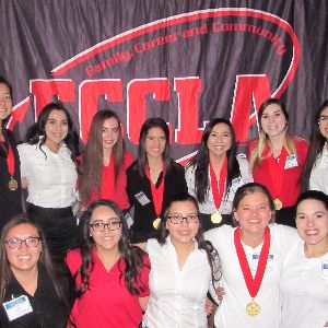 Mountain View Early Childhood Education Students go to Nationals!