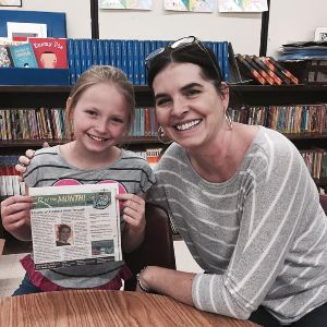Butterfield Teacher Recognized for Kindness