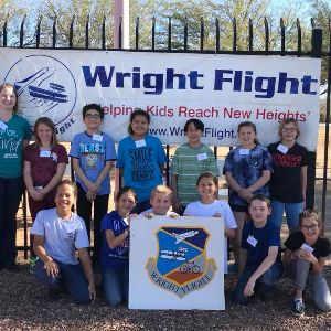 Quail Run GEM Students Take Flight!