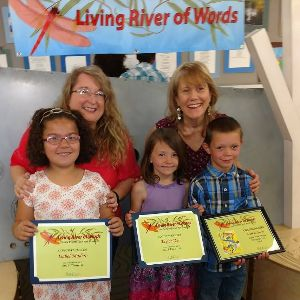 Roadrunner students win Youth Poetry and Art Contest