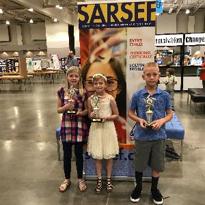 Twin Peaks' Students Win SARSEF Grand Awards!