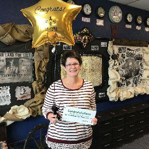 Teacher, Kelly McGarity, earns National certification