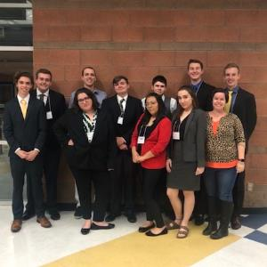 IMAGE: MHS places 3rd at Division III AZ Academic Decathlon.