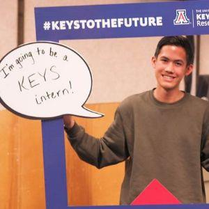 Mountain View student selected for KEYS