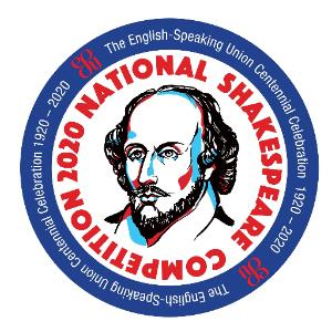 IMAGE: 2020 2020 ESU National Shakespeare Competition Logo