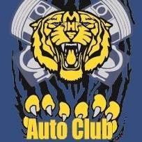 MHS Auto Club Tiger Logo