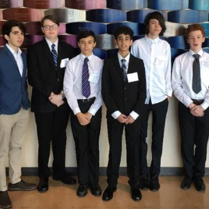 IMAGE: Mountain View High School Model United Nations Club