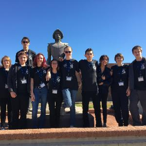 IMAGE: MVHS Academic Decathlon Team