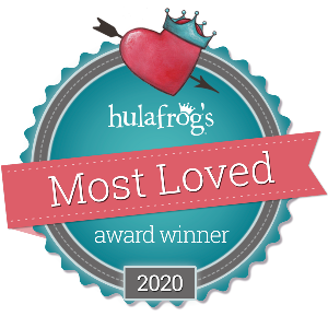 IMAGE: Hulafrog's Most Loved Award Winner
