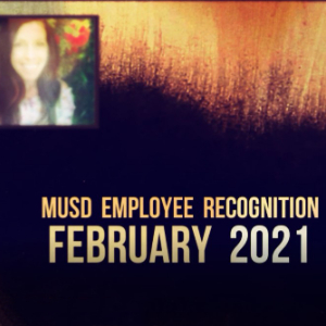MUSD Employee Recognition Video Feb 2021 Introduction Screen