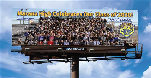 IMAGE: MHS Billboard