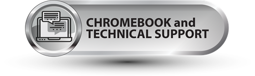 Chromebook and Technical Support Button