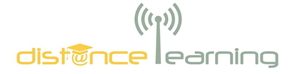 IMAGE: Distance Learning Logo.