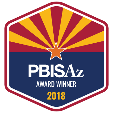 2018 PBISaz Award Winner 2018