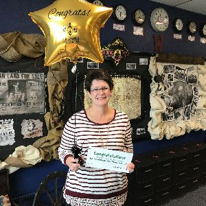 MMS Teacher, Kelly McGarity, earns National certification