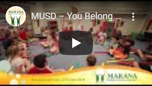 VIDEO: MUSD – You Belong Here Too!