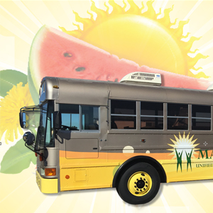 IMAGE: Marana Cares Mobile Food Bus with Summer Background
