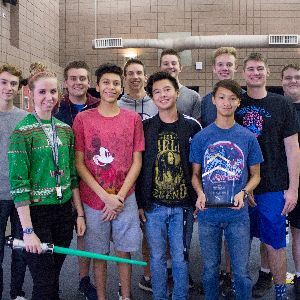 MUSD High Schools Place in Top 5 of Thirteen Arizona Schools Competing for Mathleague State Finals