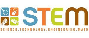 aSTEM Logo (Science, Technology, Engineering & Math)