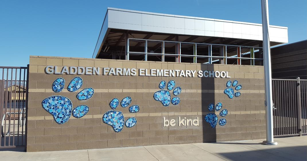 Gladden Farms Elementary Homepage
